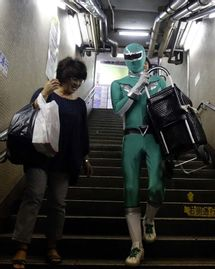 tokyo super héros