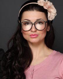 maquillage lunette fille femme