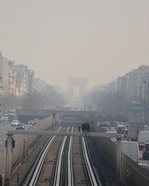 pollution paris mars 2014 voiture particules fines