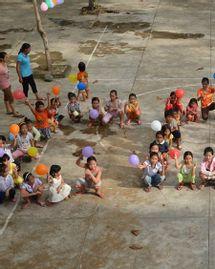 l'association Coup de pouce Humanitaire