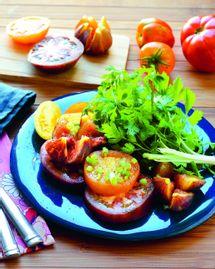 tomates anciennes paléo ©Olivier Degorce