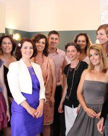 Miss Bio 2014 les finalistes FemininBio So Bio Etic Café Pinson
