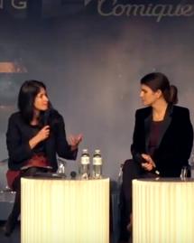 Vidéo Acte 1 parlement du féminin Marlene Schiappa