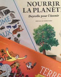 livres illustrées enfants planète