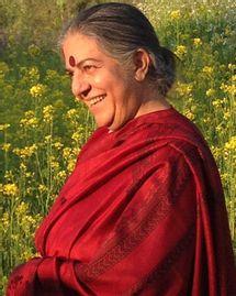 Vandana Shiva : Non aux mensonges sur le climat!