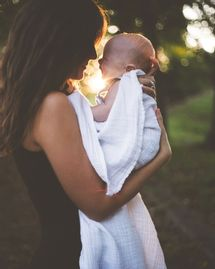 canicule et bébé