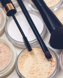 maquillage lumineux