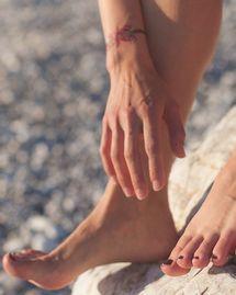 automassage pied