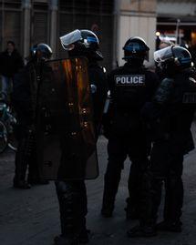 Police manifestation temoignage coronavirus