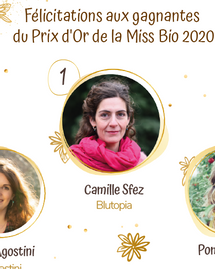 Prix d'or de la miss bio
