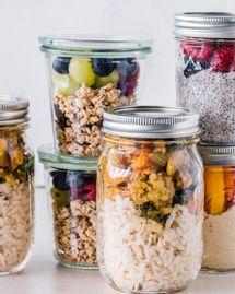 4 conseils pour préparé en 2h vos repas de la semaine avec le batch cooking