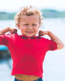 Booster l'immunité de son enfant