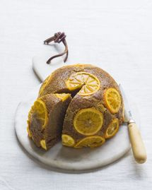 gateau à l'orange