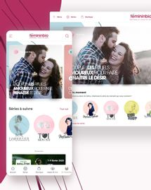 Nouveau site FemininBio