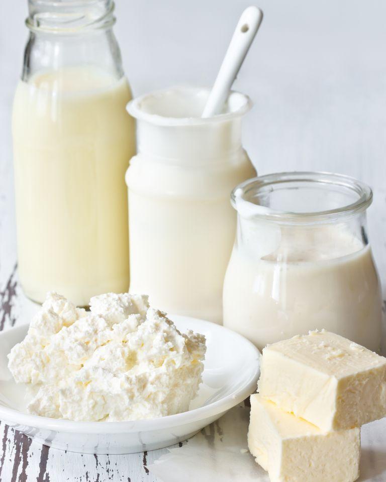 Crème produits laitiers