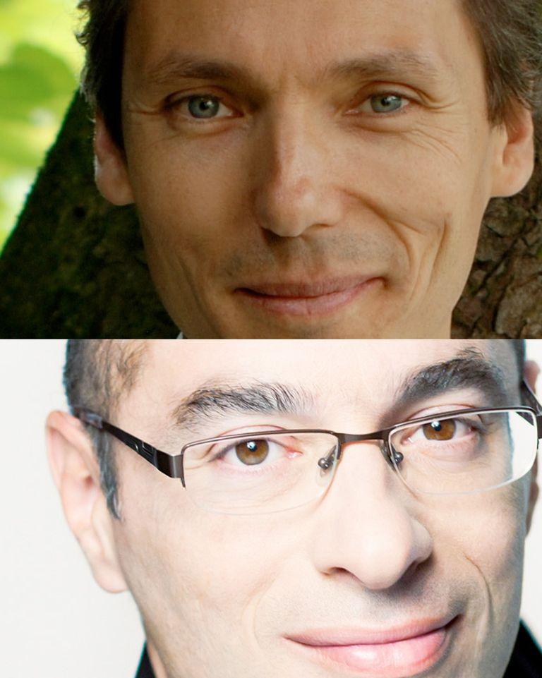 Laurent Gounelle et Bernard Werber