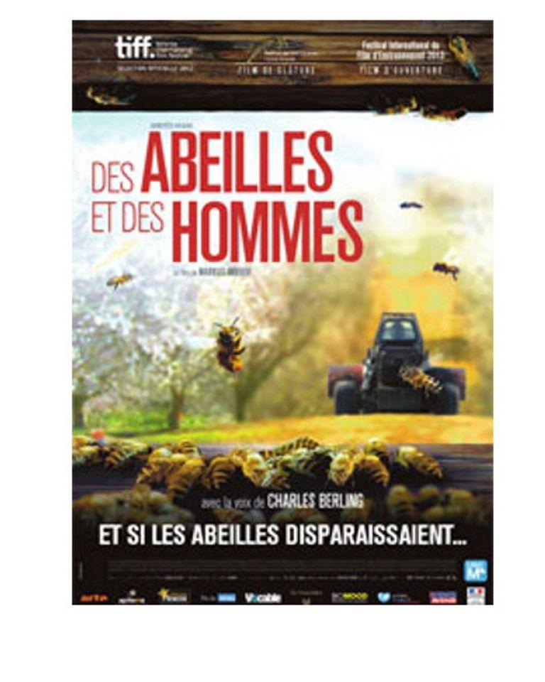 """Le film """"Des abeilles et des hommes"""""""