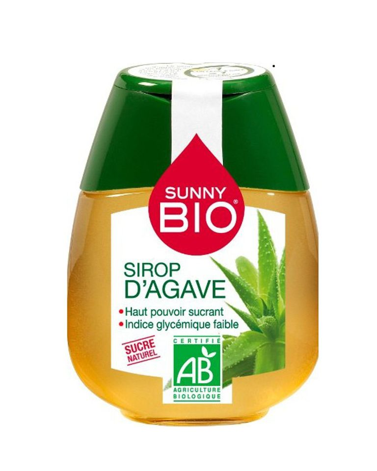 Le sirop d'agave de Sunny bio
