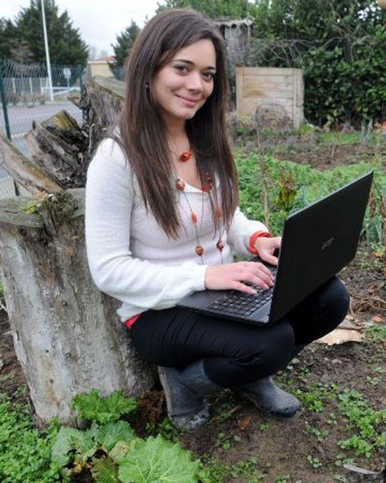 Chantal Perdigau Miss bio 2012