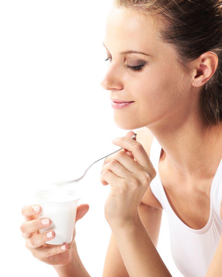yaourt manger femme digestion