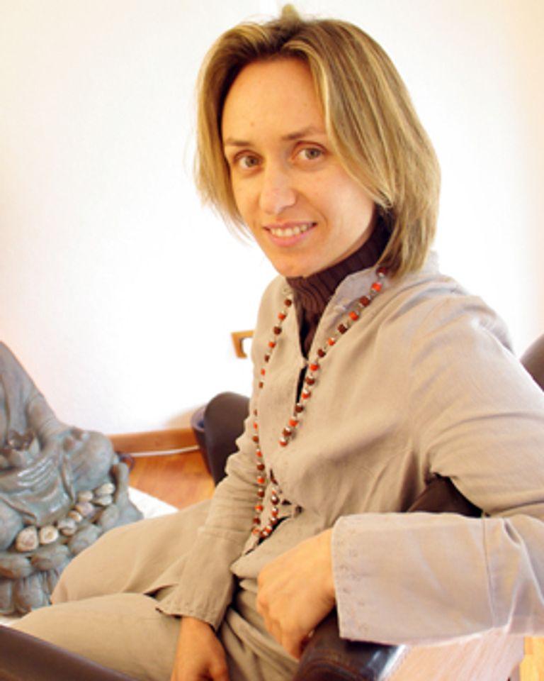 brenda 41 ans thérapeute holistique
