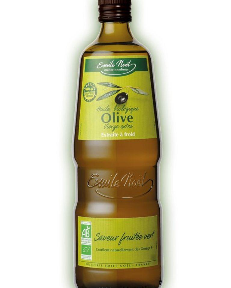 Huile d'Olive vierge extra fruitée / Emile Noël