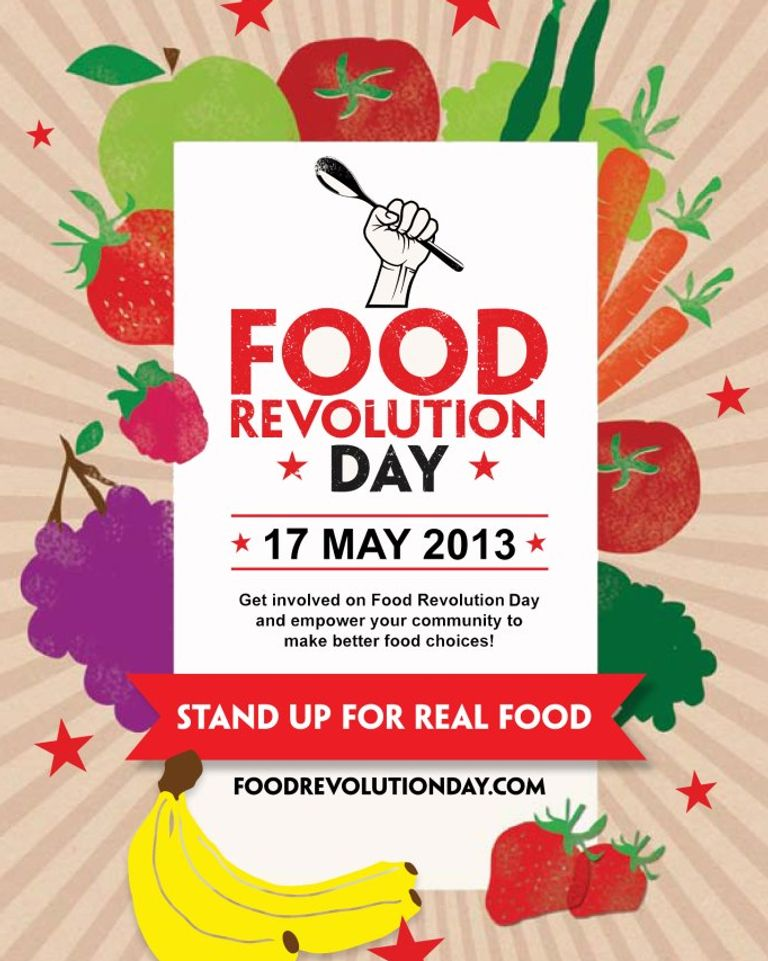 Food Revolution Day 2013