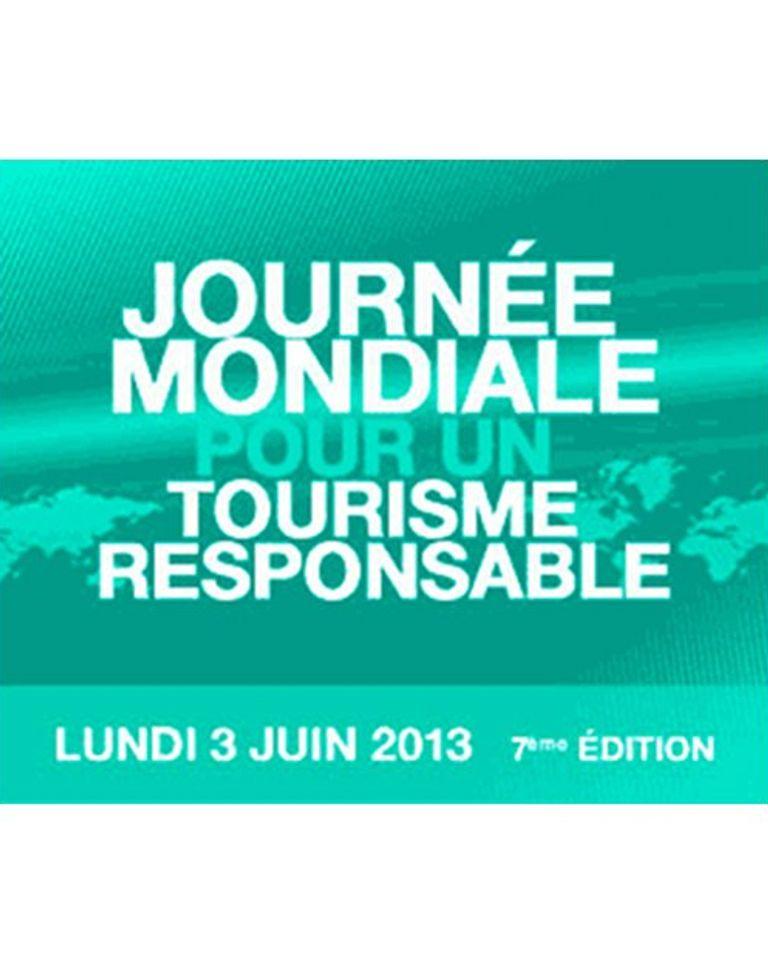 La Journée Mondiale pour un Tourisme Responsable