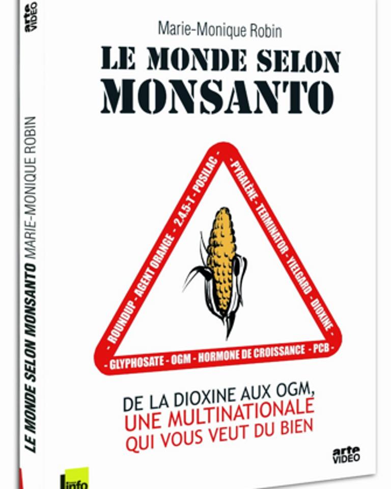 Le Monde selon Monsanto : DVD