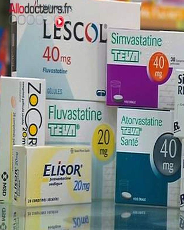 cholesterol et statines danger risques