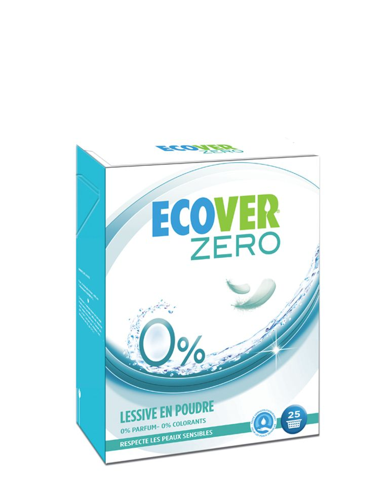 ECOVER Zéro - Lessive poudre 0%
