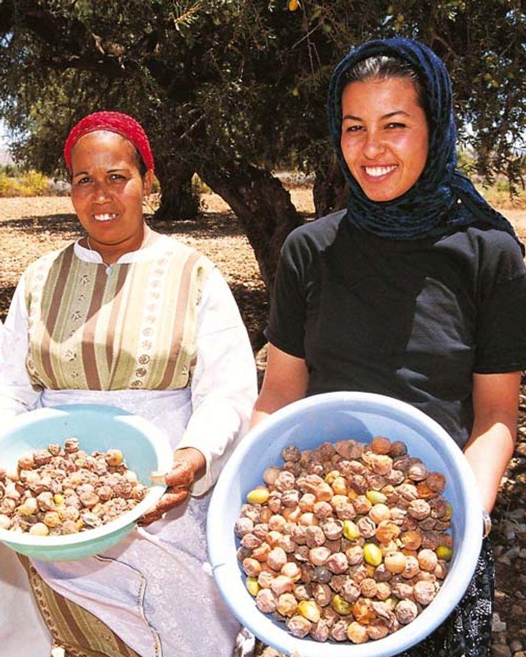 femmes  berbères