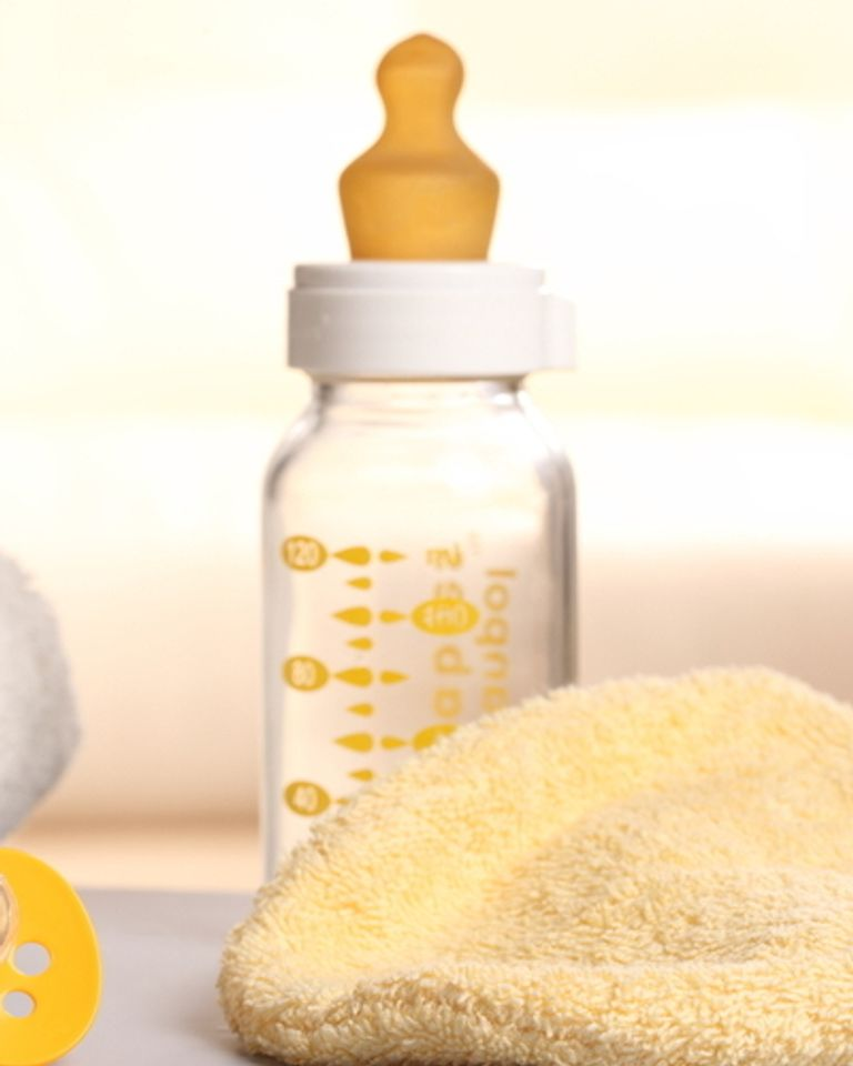biberon tétine béb