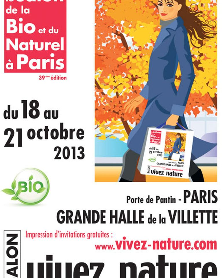 Salon vivez nature 2013