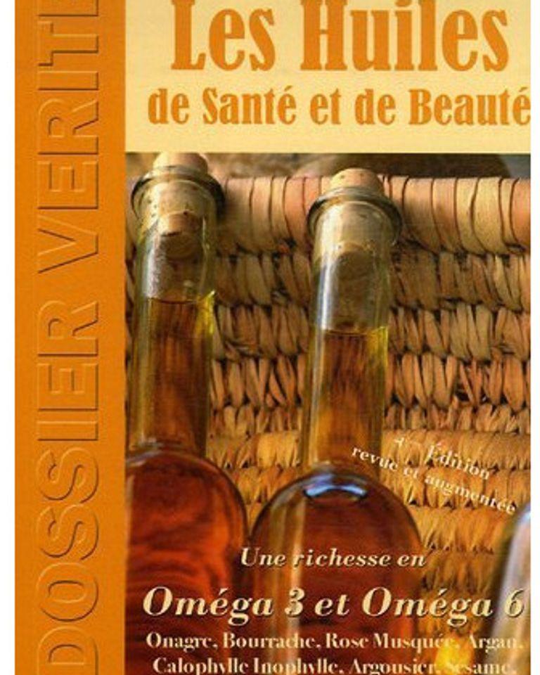 huiles santé beauté