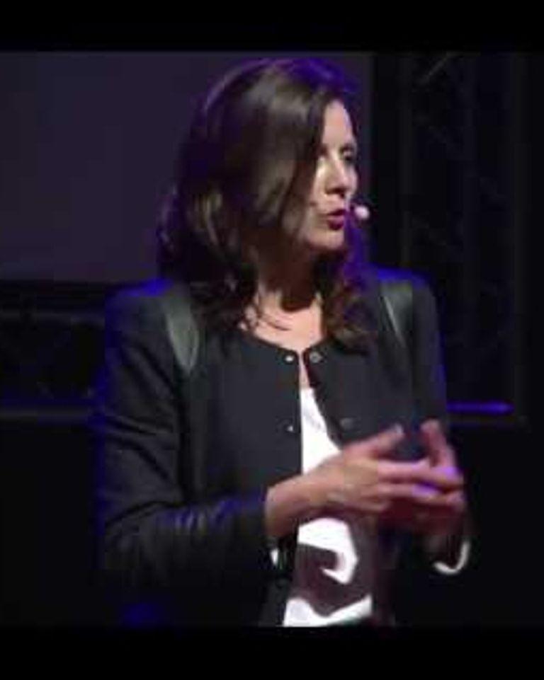 Geneviève roger TEDx