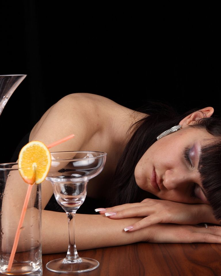 gueule de bois alcool