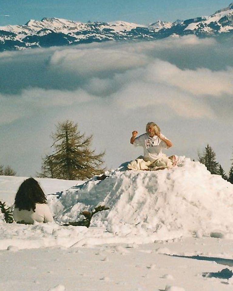 maurice daubard yoga froid toumo neige