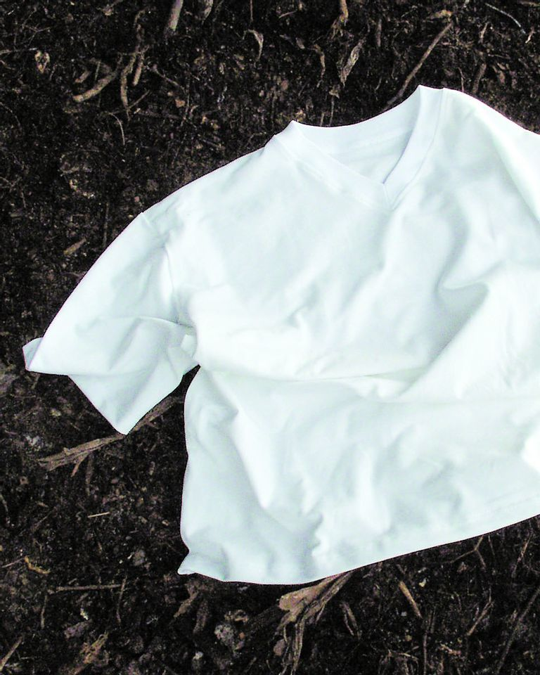 cradle to cradle t-shirt compost