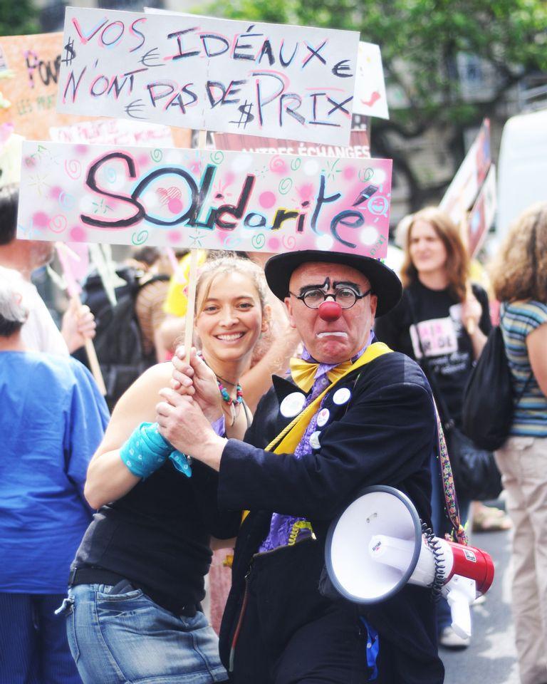 FairPride 2013 photo carnaval éthique