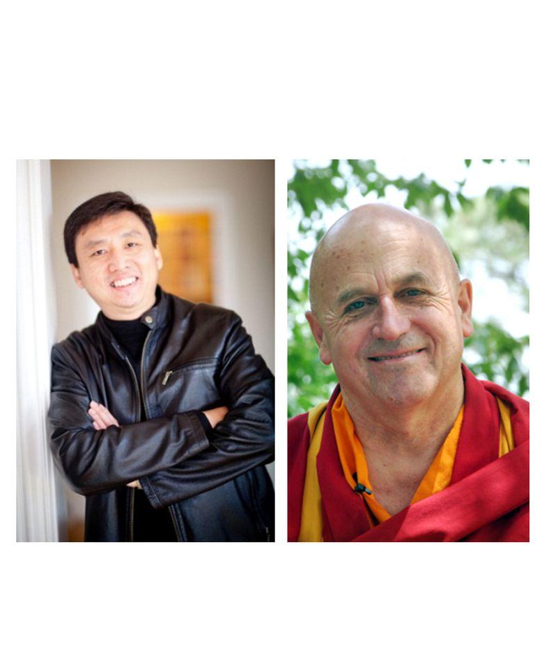 conférence Chade-Meng Tan Mathieu Ricard