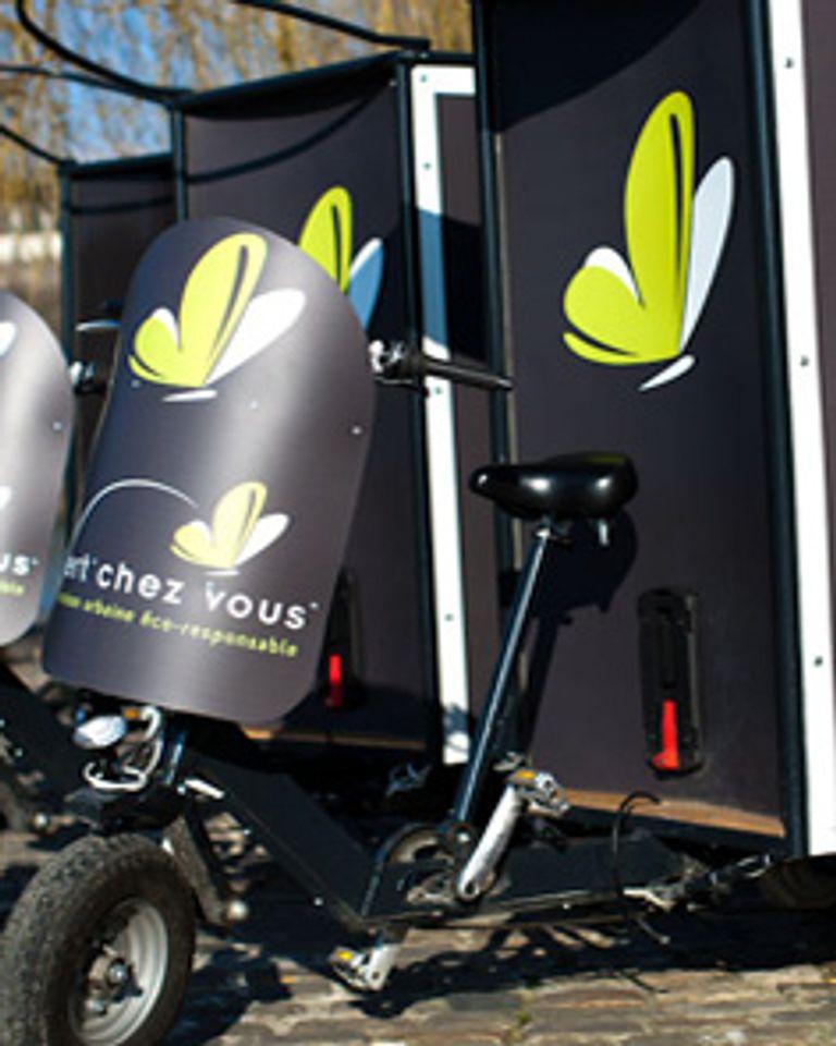 vélo vert chez vous livraison paris