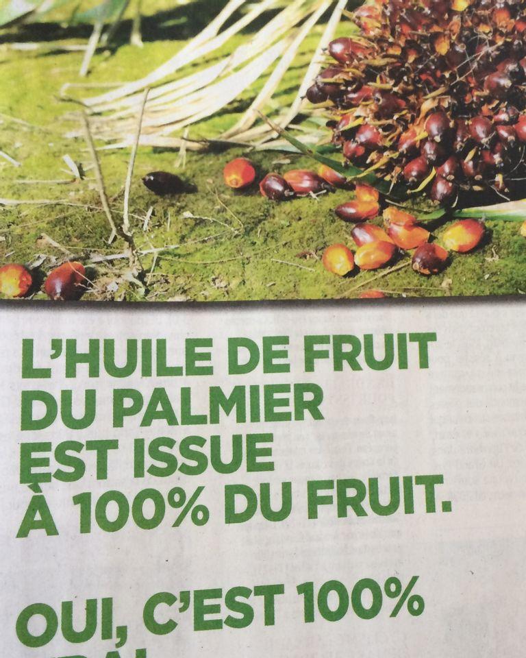Huile de palme durable