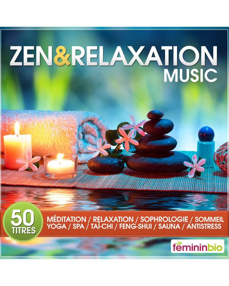 Compilation de musiques zen et de relaxation