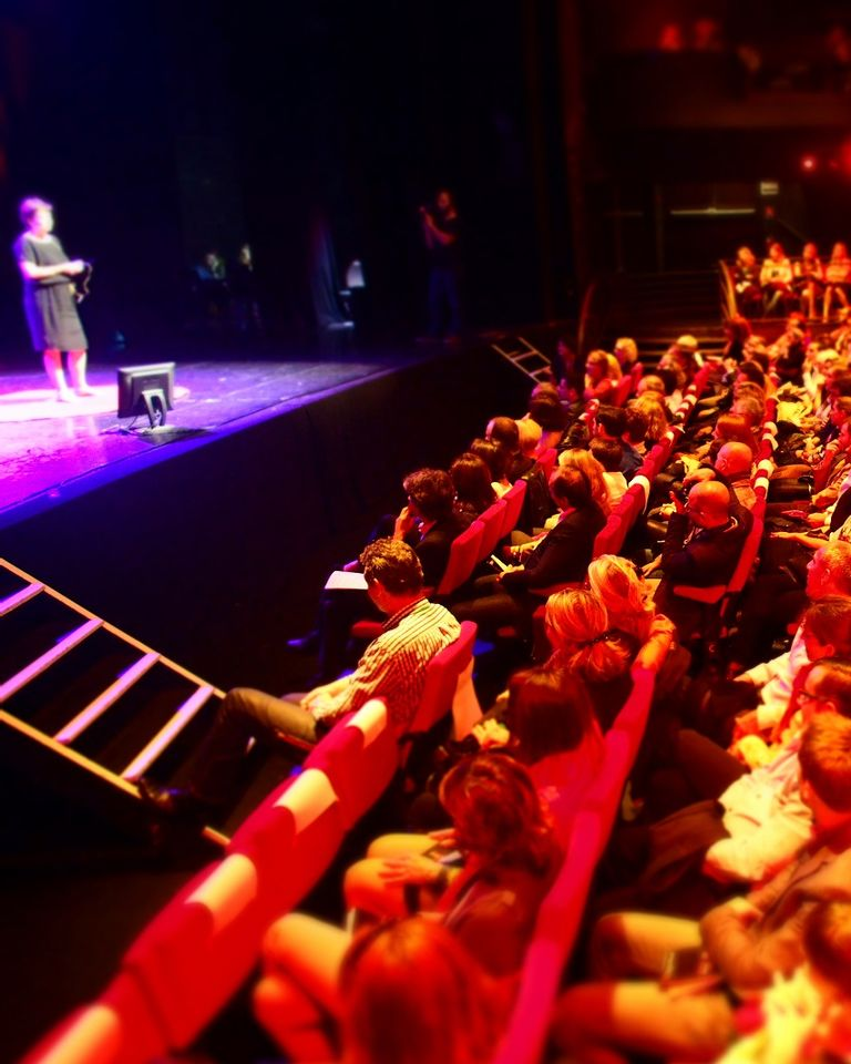 TEDxVaugirardRoad 2014 public