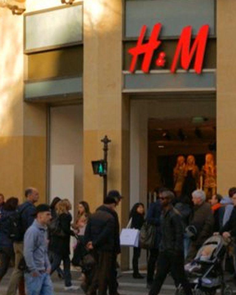 H&M le monde selon docu Canal+