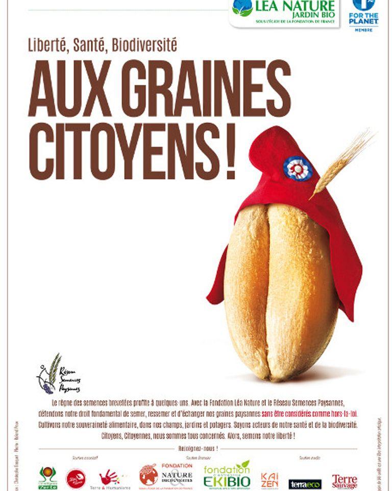 Campagne 2014 Léa Nature semences
