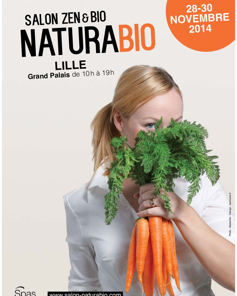 Salon Naturabio 2014 Lille