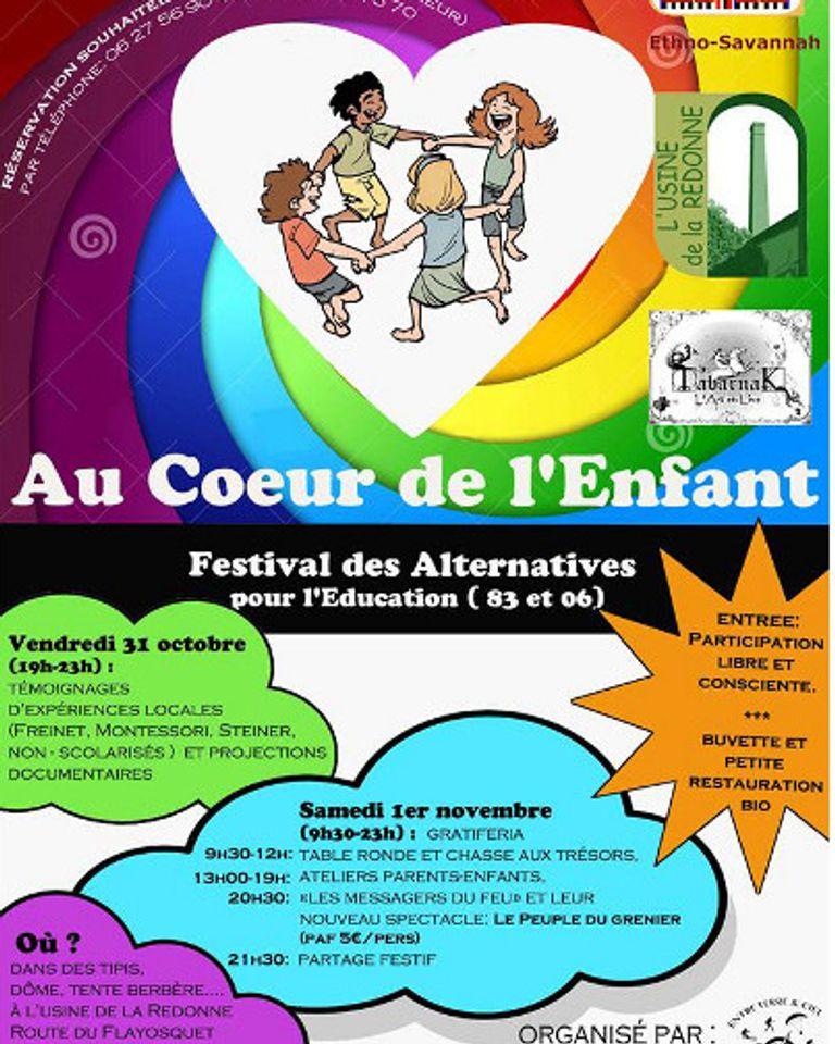 festival des alternatives éducation