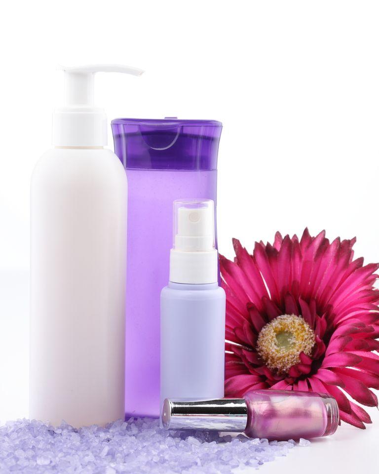 produits beauté fleur cosmetique